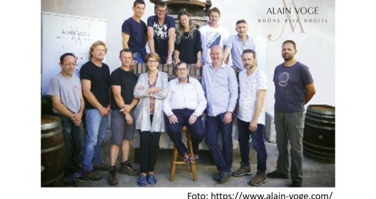 Alain Voge Team